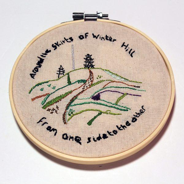 Annie O'Neill - #stitchyourstory