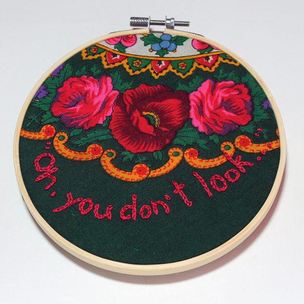 Barbara Nightingale - #stitchyourstory