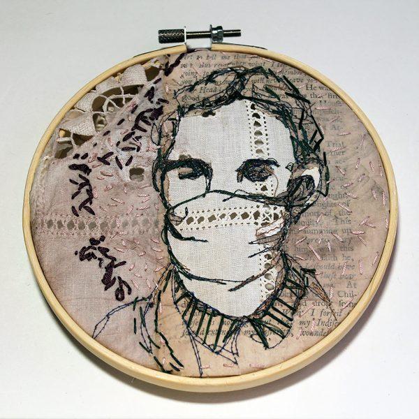 Cas Holmes - #stitchyourstory