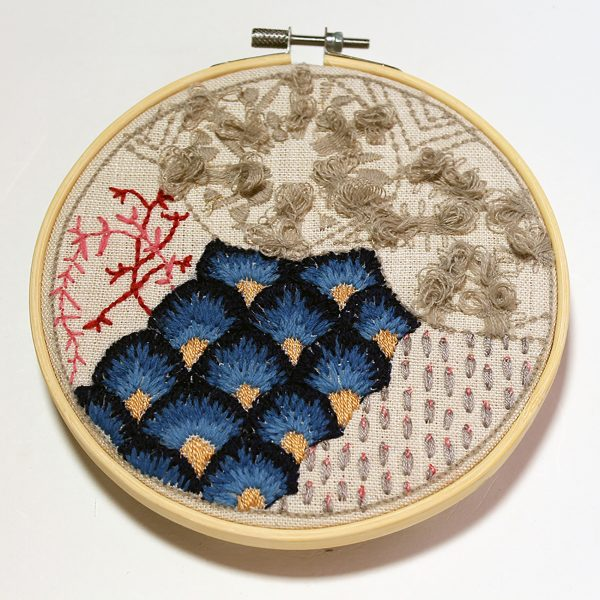 Clare Simpson - #stitchyourstory