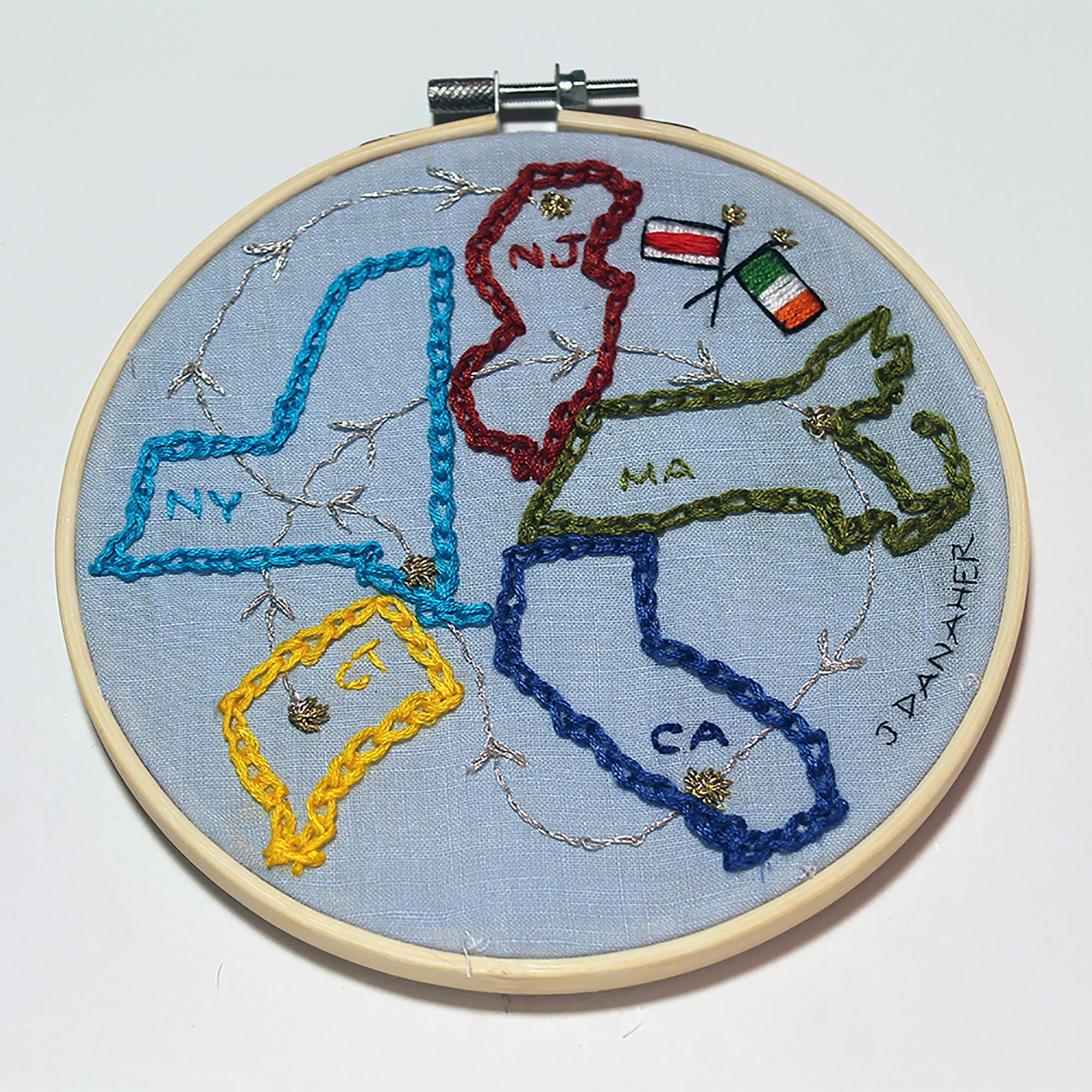 Joni Danaher - #stitchyourstory