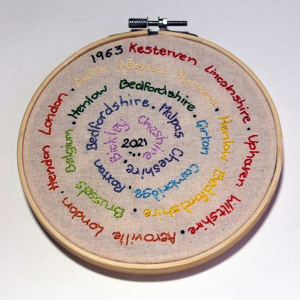 Judy Williamson - #stitchyourstory