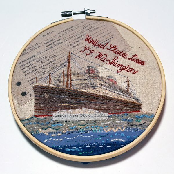Laura Nathan - #stitchyourstory