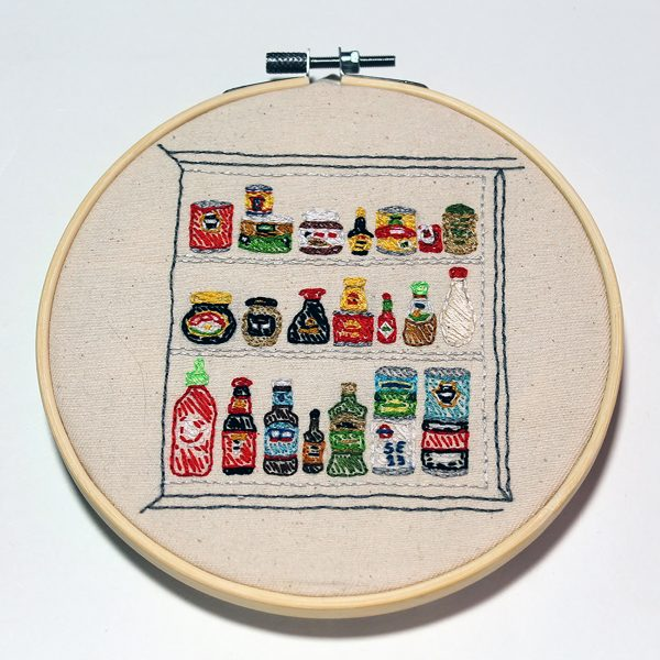 Maggie Williams - #stitchyourstory