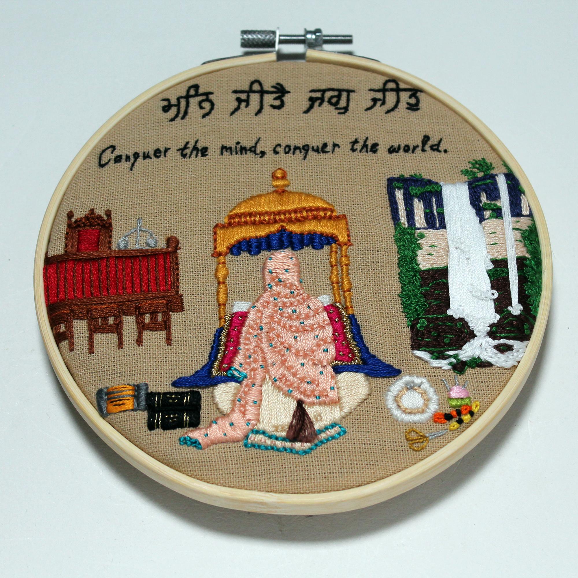 Parvinder Kaur - #stitchyourstory