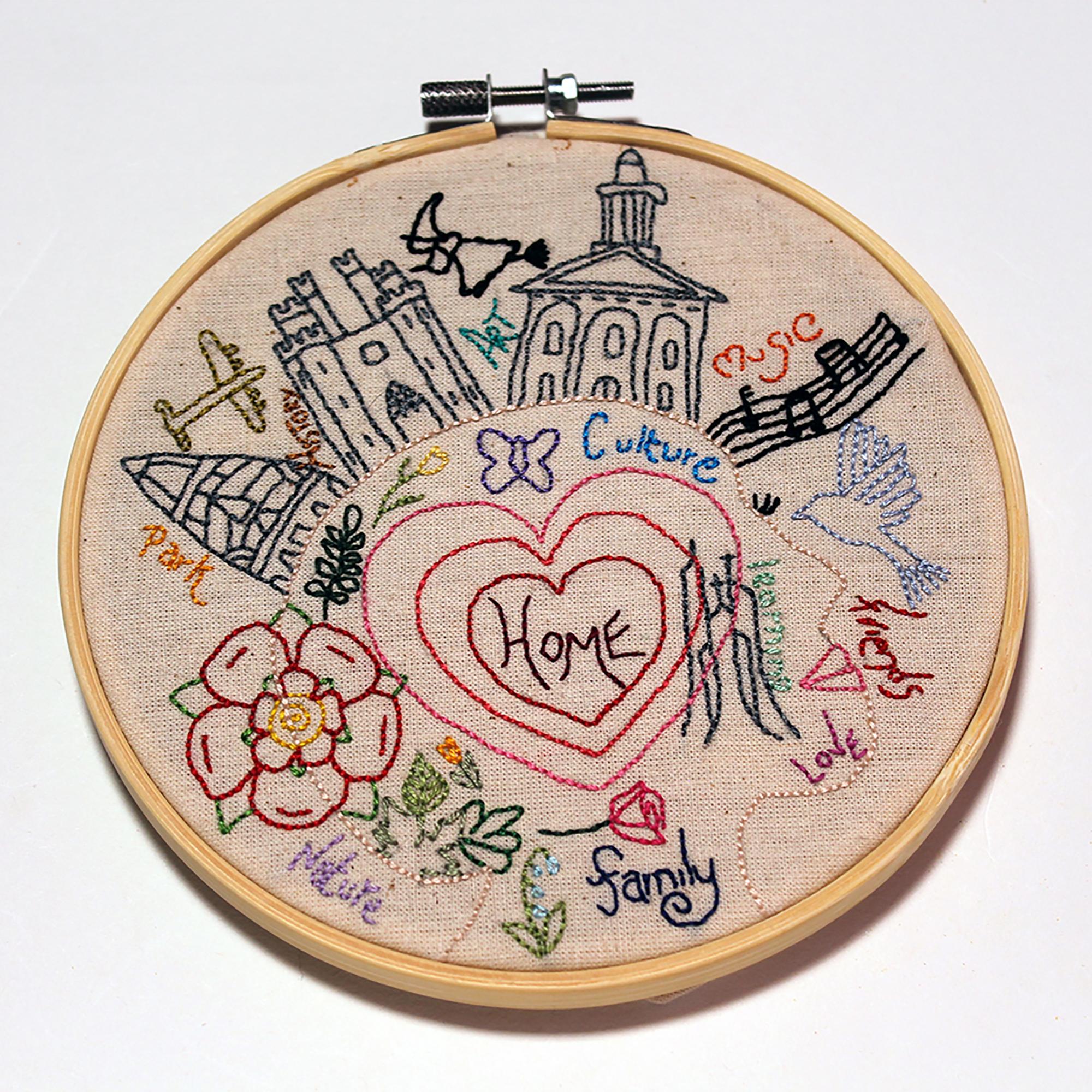 Tamzin Birchall - #stitchyourstory