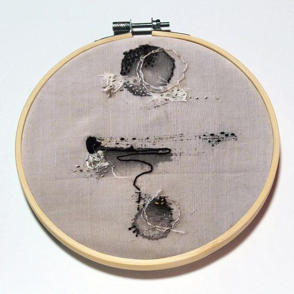Hisae Abe - #stitchyourstory