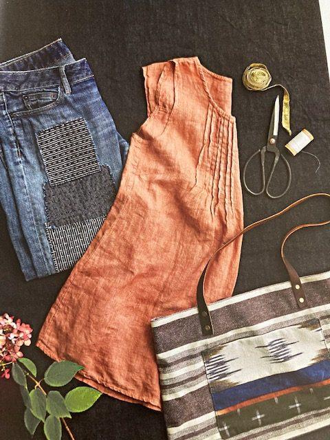 make thrift mend  katrina rodabaugh dyed clothes